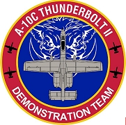 2018 A-10 Demo Official Patch.jpg (41853 bytes)
